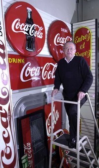 Cola-Blogger Phil Mooney (Foto: Coca Cola Company)