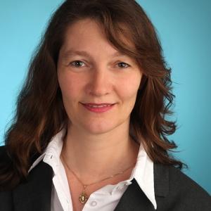 Sabine Hueber organisiert die Infrastruktur von #onkomm und unterstützt die Lehre