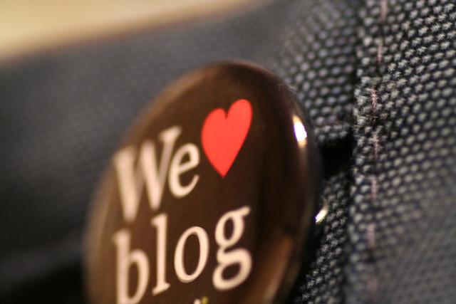 Bloggen im (Hochschul)Bildungsbereich - Magazine cover